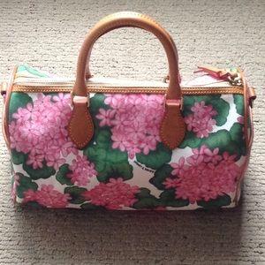 Retired Hydrangea D&B Bag